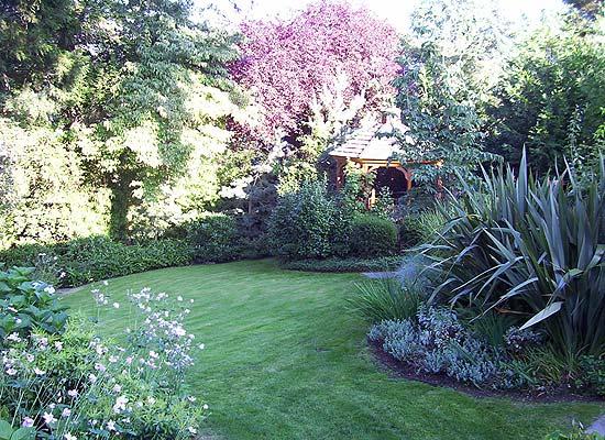 Broadmoor Garden Seattle Landscape Architect Seattle