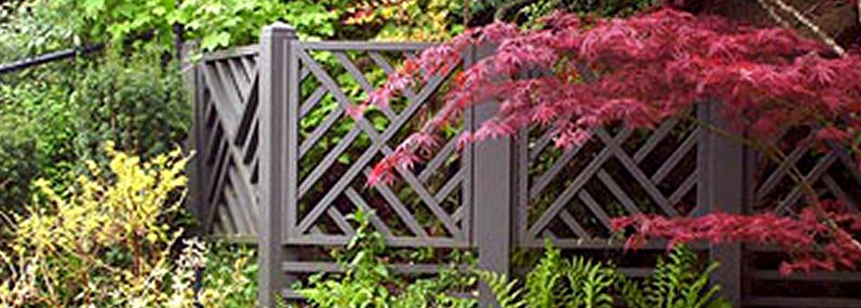 Fences Seattle Landscape Architect Seattle Garden