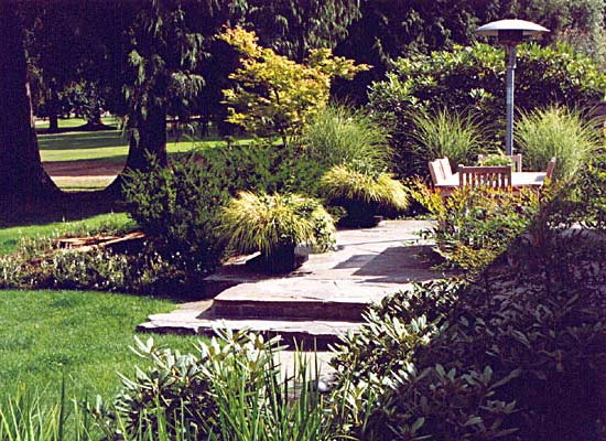 Sandpoint Country Club Garden